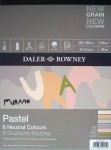 Blok do Pasteli Daler Rowney Murano Neutral 160 g