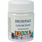 Klej do Tkanin Decola 50 ml