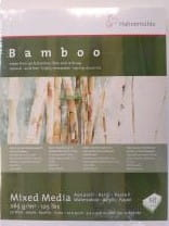 Blok Hahnemuhle Mix Media Bamboo 24x32 cm 50 ark. 265 g