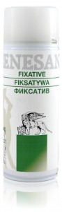 Fiksatywa Spray 400 ml Renesans