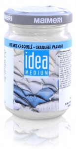 Werniks Pękający Idea Medium 125 ml