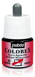 Akwarele w Płynie Pebeo Colorex 45 ml
