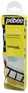 Farby do Porcelany Pebeo Porcelaine 150 kpl. 6X20 ml