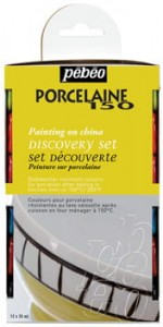 Farby do Porcelany Discovery 12X20 ml Pebeo Porcelaine 150