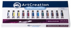 GWASZE TALENS ARTCREATION EXPRESSION 12X12ML
