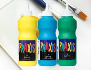 Tempera Schjerning Praxis 500 ml