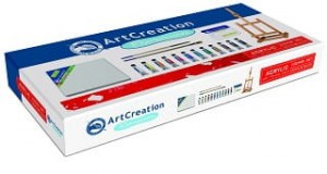 ZESTAW DO MALOWANIA AKRYLAMI TALENS ARTCREATION EXPRESSION COMBI BOX 9011713M