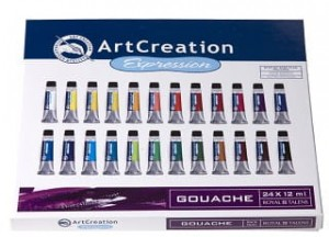 GWASZE TALENS ARTCREATION EXPRESSION 24X12ML