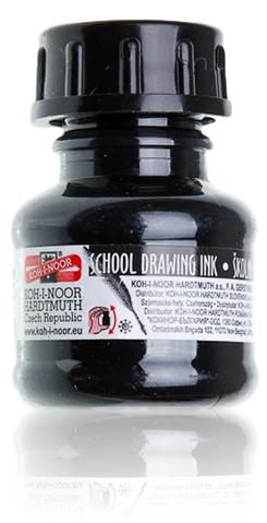 Tusz Kreślarski Koh-I-Noor School Drawing Ink